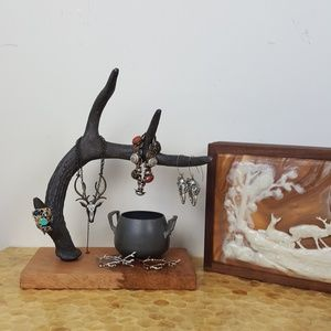 UO Magical Thinking Antler Jewelry Stand